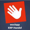 weclapp Cloud ERP Handel